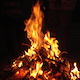 Fire Flame burst