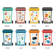 Waste Collection Segregation and Recycling - GraphicRiver Item for Sale