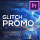 Glitch Digital Promo for Premiere Pro