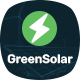 GreenSolar - Alternative & Renewable Energy PSD template - ThemeForest Item for Sale