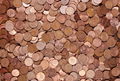 Heap of many euro cents - PhotoDune Item for Sale