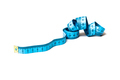 Blue measuring tape isolated - PhotoDune Item for Sale