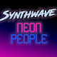 Synthwave Neon People Music Pack