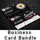 Restaurant Business Card Bundle - GraphicRiver Item for Sale