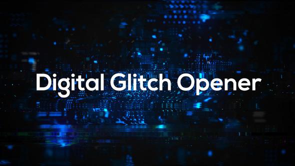 Glitch Technology Opener