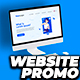 Dynamic & Clean Website Promo Video - VideoHive Item for Sale