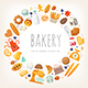 Bakery and Dairy Boarder - GraphicRiver Item for Sale