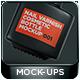 Nail Varnish Cosmetic Bottle Mockup 001 - GraphicRiver Item for Sale