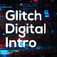 Glitch Technology Intro - VideoHive Item for Sale