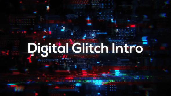 Glitch Technology Intro