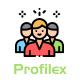 Profilex - Portfolio Builder SAAS / Multi-User Profile (Multitenancy) - CodeCanyon Item for Sale