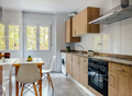 Kitchen interior with furniture and appliances - PhotoDune Item for Sale