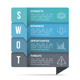SWOT Analysis Diagram - GraphicRiver Item for Sale