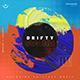 Drifty Music Album Cover Artwork - GraphicRiver Item for Sale