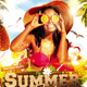 Summer Bash Beach Party Event Flyer - GraphicRiver Item for Sale