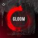 Gloom Music Album Cover Artwork - GraphicRiver Item for Sale