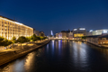 Night view of Geneva city in Switzerland - PhotoDune Item for Sale