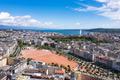Aerial view of  plainpalais in Geneva - Switzerland - PhotoDune Item for Sale