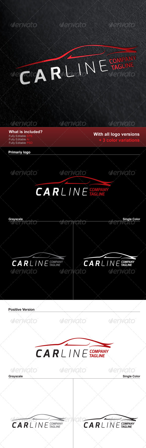 Logo Designs & Templates from GraphicRiver