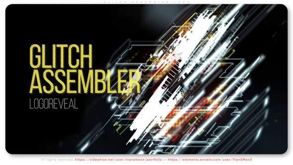 Glitch Assembler Logo