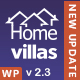 Home Villas | Real Estate WordPress Theme - ThemeForest Item for Sale