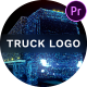 Truck Logo Reveal For Premiere Pro - VideoHive Item for Sale