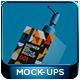 Shower Gel Bottle Mockup 001 - GraphicRiver Item for Sale