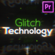 Glitch Titles and Logo for Premiere Pro - VideoHive Item for Sale