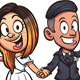Bride and Groom - GraphicRiver Item for Sale
