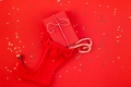 Christmas gift boxes in Noel sock - PhotoDune Item for Sale