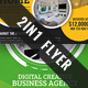 Multipurpose Flyer Bundle 03 - GraphicRiver Item for Sale