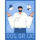 Vector Poster of Dog or Cat Concept - GraphicRiver Item for Sale