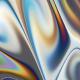 Iridescent Chrome Background - GraphicRiver Item for Sale