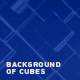 Abstract Background Of Cubes - VideoHive Item for Sale