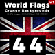 World Flags Grunge Backgrounds Set 1 - GraphicRiver Item for Sale