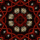 4K Abstract Fire Mandala - VideoHive Item for Sale