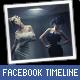 Disorder Facebook Timeline - GraphicRiver Item for Sale