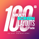 100 Multi-Screen Layouts // Fade - VideoHive Item for Sale