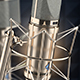 Studio Microphone 3D Renders - GraphicRiver Item for Sale
