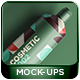 Toothpaste Cosmetic Tube Mockup 002 - GraphicRiver Item for Sale