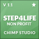 Step4Life | Charity / Nonprofit / NGO HTML Template - ThemeForest Item for Sale