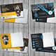 Corporate Post Card Bundle V01 - GraphicRiver Item for Sale