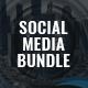 Corporate Social Media Template Bundle-03 - GraphicRiver Item for Sale