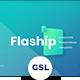 Flaship - Corporate Googleslide Templates - GraphicRiver Item for Sale