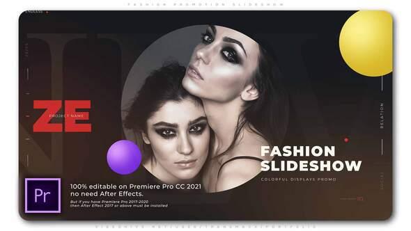 Fashion Promotion Slideshow