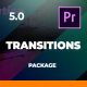 Modern Slide Transitions For Premiere Pro - VideoHive Item for Sale