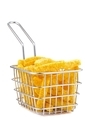 French Fries in Basket - PhotoDune Item for Sale