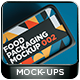 Food Packaging Mockup 002 - GraphicRiver Item for Sale