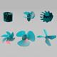propellers - 3DOcean Item for Sale