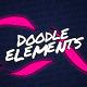 Doodle Elements // Mogrt - VideoHive Item for Sale